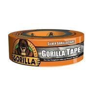 Gorilla Glue 6074004 Silver Gorilla Tape, 35-Yard