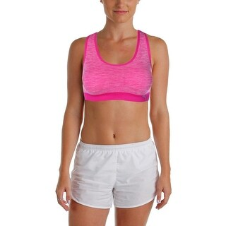 Puma Womens Free Run Seamless Lightly Padded Sports Bra