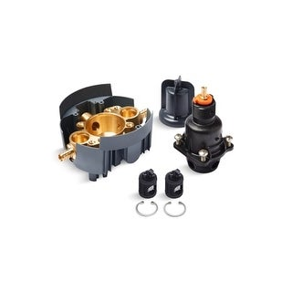 Kohler K-8304-PS Rite-Temp Pressure Balancing Valve Kit with Service Stops and PEX Connections