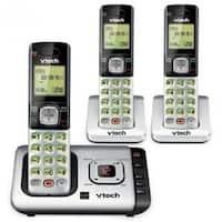 VtechA CS6729-3 Cordless Answering System w/Caller ID/Call Waiting, 3-Handset