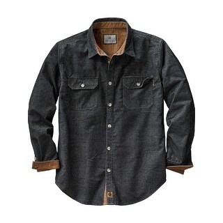 Legendary Whitetails Mens Canyon Ridge Corduroy Shirt