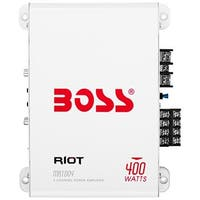Riot Power Amplifier, 400 Watt, 4 Chan.