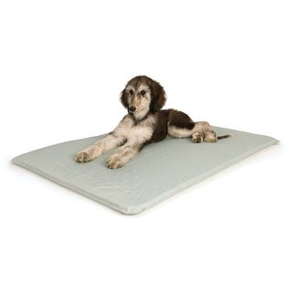 """K&H Pet Products Cool Bed III Thermoregulating Pet Bed Medium Gray 22"""" x 32"""" x 0.5"""""""