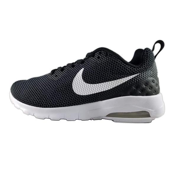 0649bf92ad Shop Nike Women's Air Max Motion Lw Se Shoe Black/White-White ...