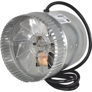 "Suncourt Inc. 6"" Duct Fan DB206C Unit: EACH"