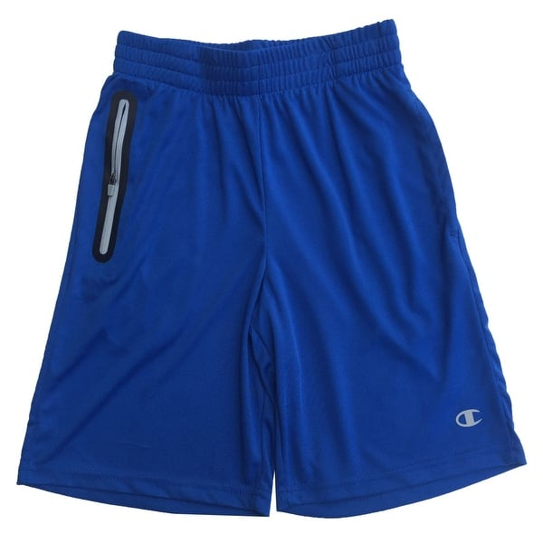 Champion Authentic Athleticwear Boy's Active Shorts Logo Print Short -  Overstock - 28161240
