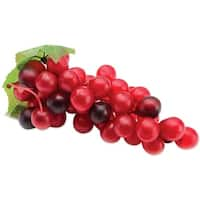 Design It Simple Decorative Fruit 1/Pkg-Small Purple Grapes