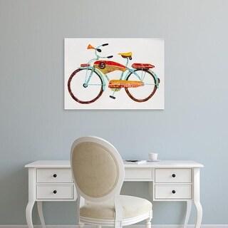 Easy Art Prints Anthony Grant's 'Bike No. 5' Premium Canvas Art