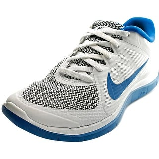 Nike Free 4.0 V4 Round Toe Synthetic Sneakers