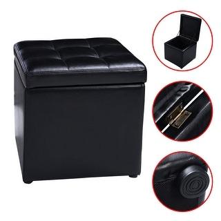 black ottomans u0026 storage ottomans u0026 storage ottomans shop the best deals for sep - Black Storage Ottoman
