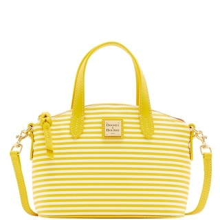 Dooney & Bourke DB Stripe Ruby (Introduced by Dooney & Bourke at $158 in Jan 2016) - Sunflower