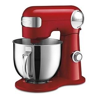 Cuisinart 5.5quart Stand Mixer Red Cuisinart 5.5quart Stand Mixer