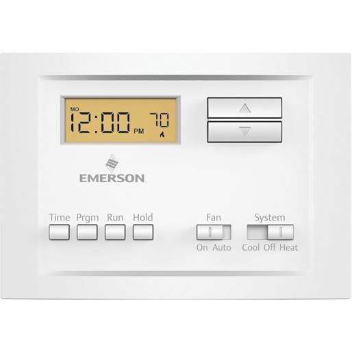 Shop White Rodgers Emerson 5 2 Program Thermostat P150