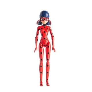 "Miraculous 5.5"" Ladybug Action Doll"