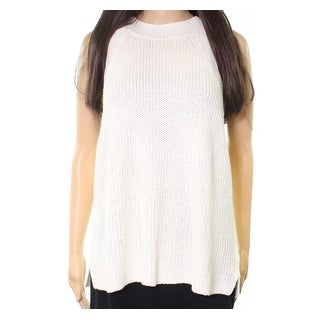 Polo Ralph Lauren NEW White Ivory Womens Size XL Sleeveless Sweater