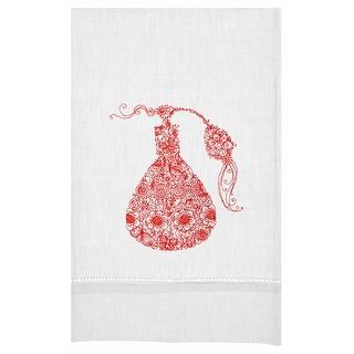 Perfume PizZazz Linen Tea Towel