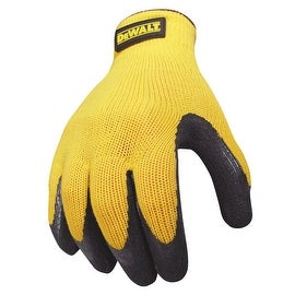 DeWalt M Rubber Gripper Glove