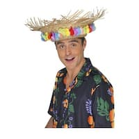 Beach Hat Adult Costume Accessory