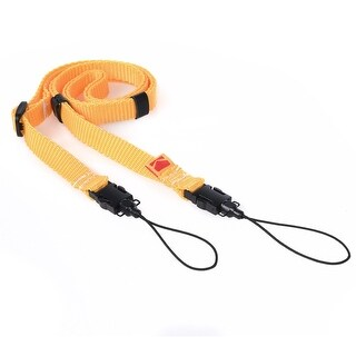 Kodak Printomatic Camera Neck Strap (Yellow)  Adjustable, Convenient, Practical  The Easiest Way to Capture Every Kodak Moment
