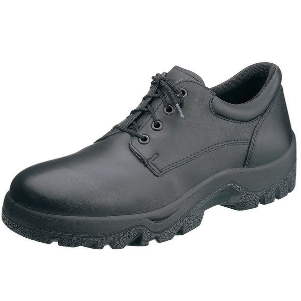 Rocky Work Shoes Mens TMC Postal Approved Polyurethane Black