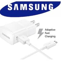 Samsung Adaptive Fast Charging Adapter Fast Charging USB Wall Charger - White