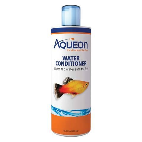 Aqueon Fish Tank Water Conditioner 16 ounces