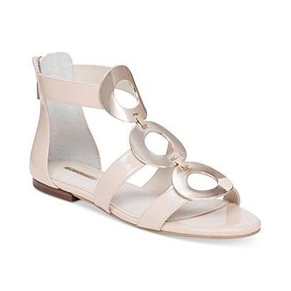 BCBGeneration Faroh Embellished Flat Sandals