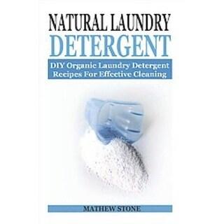Natural Laundry Detergent - Mathew Stone