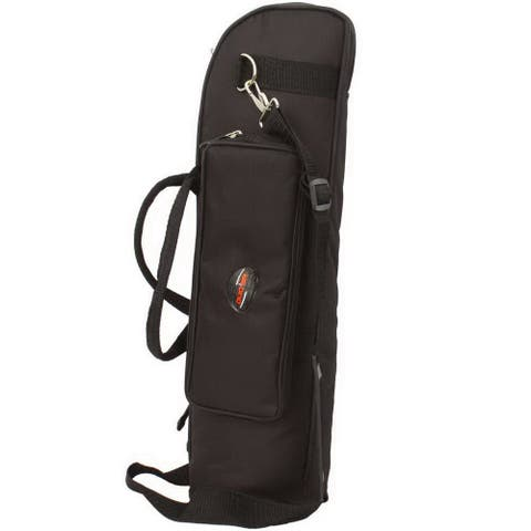 "20"" Slap-up High Quality Senior Trumpet Bag Black"