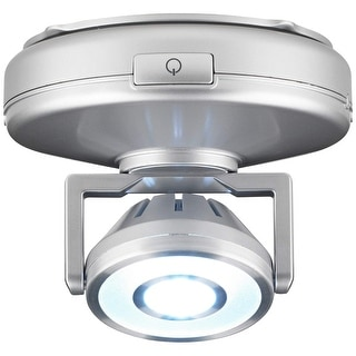 Rite Lite LPL748 Hi-Output 1-Watt LED Accent Light, Silver