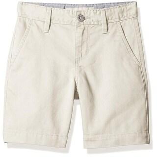 Calvin Klein Kids Boys 8-20 Shift Flat Front Short