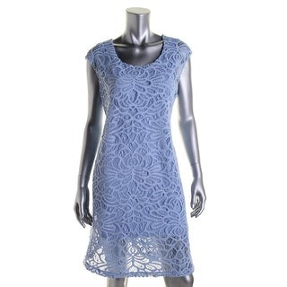 Miraclesuit Womens Lace Slimming Casual Dress - 8