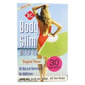 Uncle Lee's Tea Dieters Tea Body Slim Orig 30 Bag