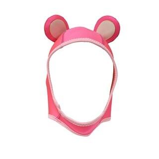 Scuba Choice Neon Pink with ears Scuba Wetsuit Hood Neoprene 1.5mm