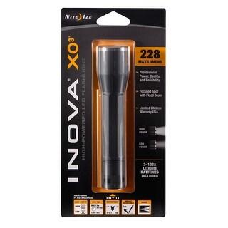 Inova XO3 Flashlight Black - XO3B-01-R7