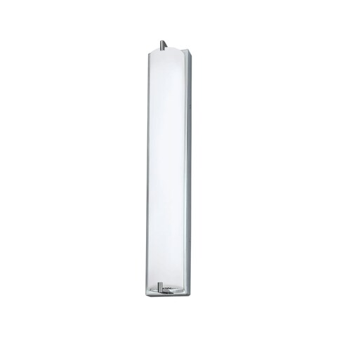 "Norwell Lighting 9691 Alto Single Light 18"" Tall LED ADA Compliant Wall Sconce with Matte Opal Shade"