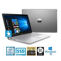 "HP Pavilion 15-CC610DS Intel Core i5-8250U 256GB SSD 15.6"" FHD Touch WLED Laptop"