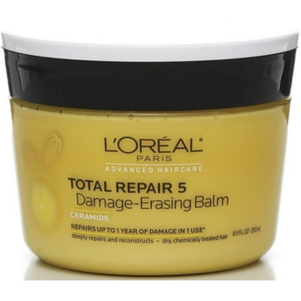 L'Oreal Advanced Haircare Total Repair 5 Damage-Erasing Balm 8.5 oz