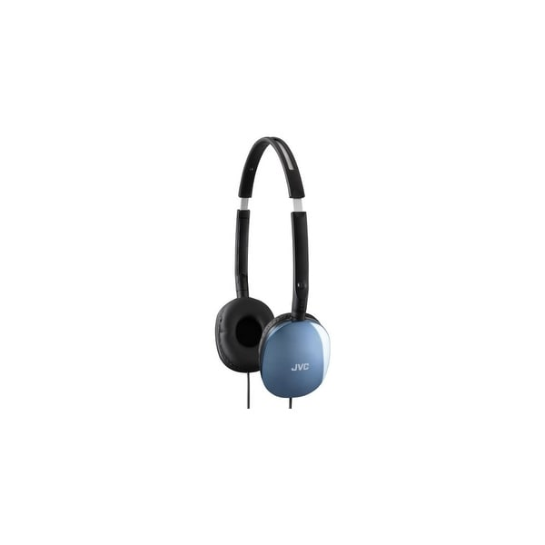 jvc HAS160AB JVC HAS160A Flat Headphones - Blue