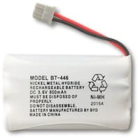 Replacement BT446 Battery for Uniden 5.8GHz TRU8880 / TRU9485-3 / TWX955 Phone Models