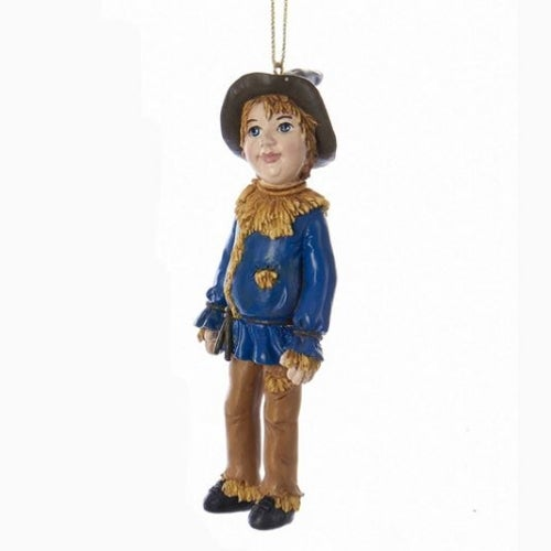 "Kurt Adler 4.63"" Wondrful Wizrd Of Oz Scarecrow Ornament"