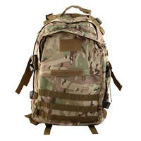 Father's Day Outdoor Mountaineering Camping Hiking Backpack Trekking Bag CP Camouflage Color