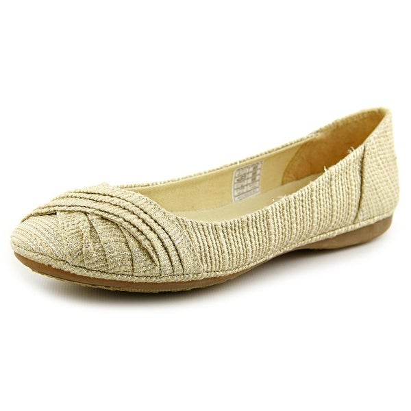 Rocket Dog Raylan   Round Toe Canvas  Flats