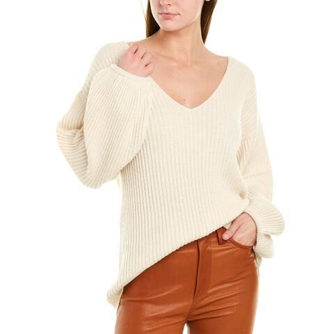 Nation Ltd Dree Alpaca-Blend Sweater