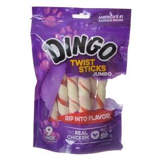 Dingo Twist Sticks - Jumbo 9 Pack