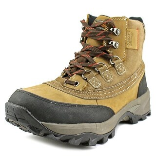 Dunham Thomas Dun Men Round Toe Leather Hiking Boot
