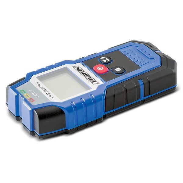 Vaughan Electronic Wall Sensor/Scanner, Stud Finder, Wood, Metal Pipes, Wires