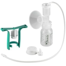 Ameda One Hand Breast Pump Kit - Single Action 1 ea