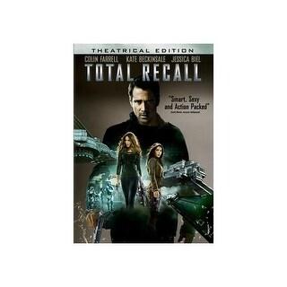 TOTAL RECALL (2012/DVD/DOL DIG 5.1/WS 2.40/ENG/FREN-PARISA/LATIN AMER)