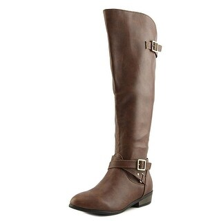 Material Girl Womens Capri WC Closed Toe Mid-Calf Fashion Boots